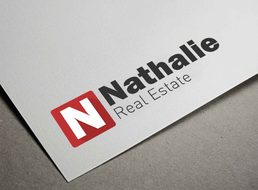 Nathalie Real Estate Logo